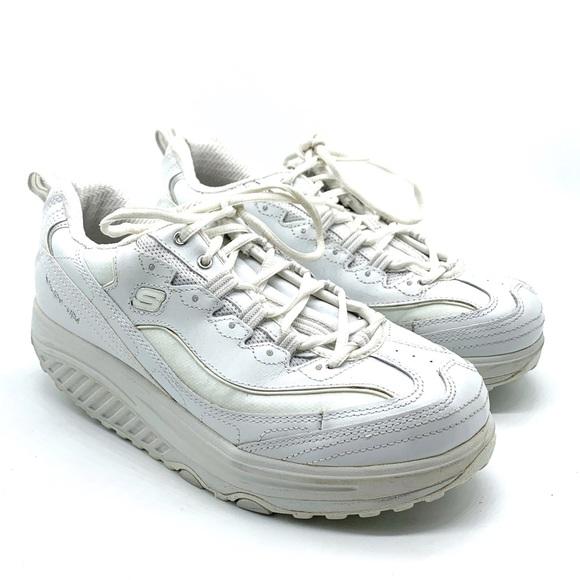 Skechers Shoes | Shape Ups Size 9 White